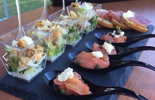 Canapes catering in brisbane gold coast best canap for Canape buffet menus